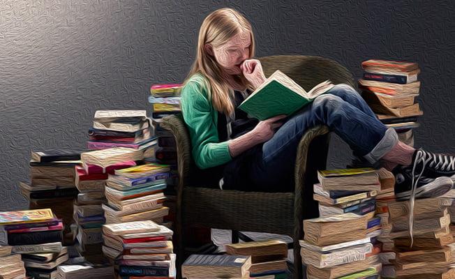 ABD'de yapılan araştırmaya göre 'çok okuyan çok yaşıyor'