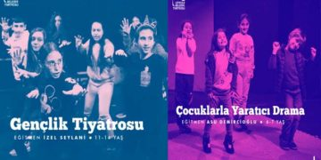 Lefkoşa Belediye Tiyatrosu'nun çocuk ve gençlik kurslarının yeni kayıt dönemi başlıyor