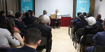 Lefkoşa Yunus Emre Enstitüsü'nde ney ve tanbur dinletisi gerçekleştirildi