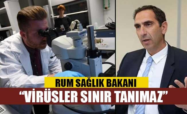 Rum Sağlık Bakanı'ndan virüs açıklaması