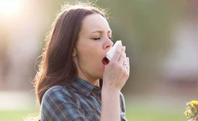 Alerji ve astım hastalarına ilkbahar uyarısı