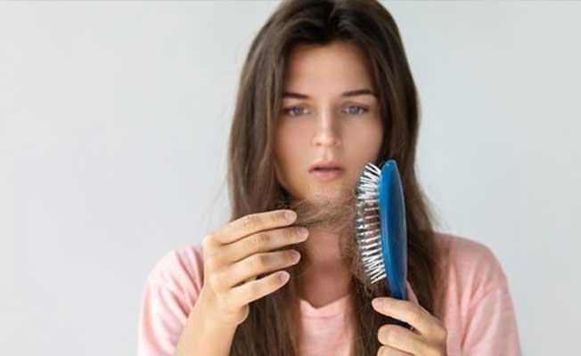 Saç dökülmesinin nedeni