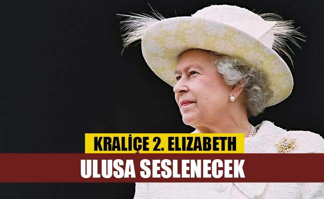 68 yılda 5. kez ulusa seslenecek olan Kraliçe II. Elizabeth,  bu akşam ne söyleyecek?