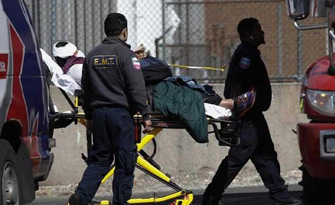 ABD'de ölü sayısı 55 bine yaklaştı