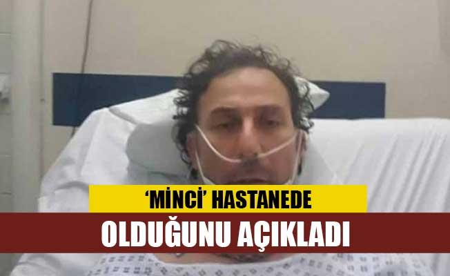 Futbol antrenörü Hasan Oktay, hastanede olduğunu açıkladı