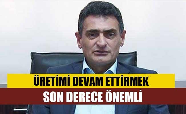 Oğuz: Türkiye ile yapılan anlaşma ciddi rahatlatma yaratacak