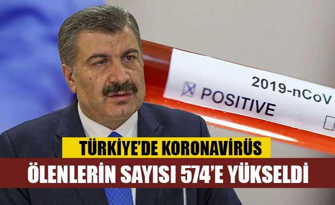 SON DAKİKA! Türkiye'de 73 kişi daha hayatını kaybetti