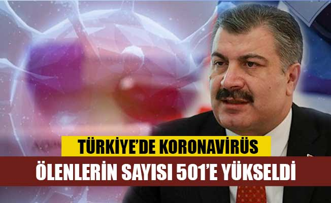 Son dakika! Türkiye'de 3 bin 13 yeni vaka 76 ölüm