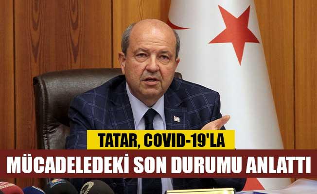"""Tatar: """"Herkesin gayretiyle bu işi başaracağız"""""""