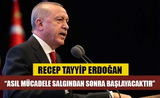 TC Cumhurbaşkanı Erdoğan açıkladı