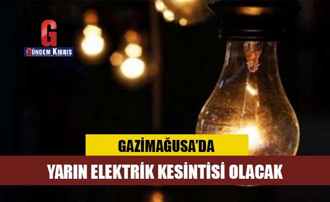 3 saatlik elektrik kesintisi