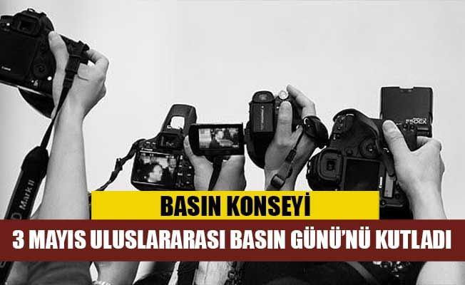 Kıbrıs Türk Basın Konseyi, tüm medya çalışanlarının Basın Günü'nü kutladı