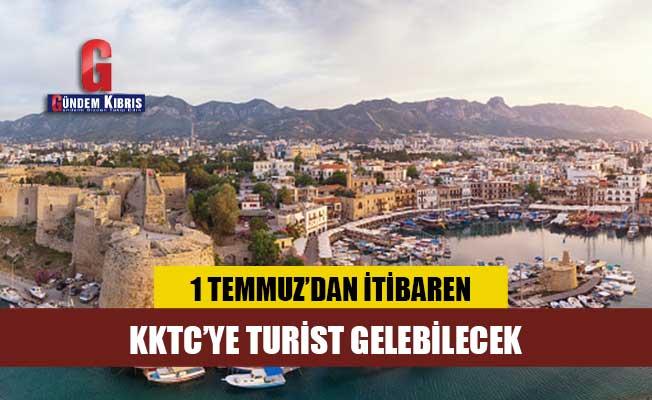 Özersay, ülkeye nasıl turist gelebileceğini açıkladı…