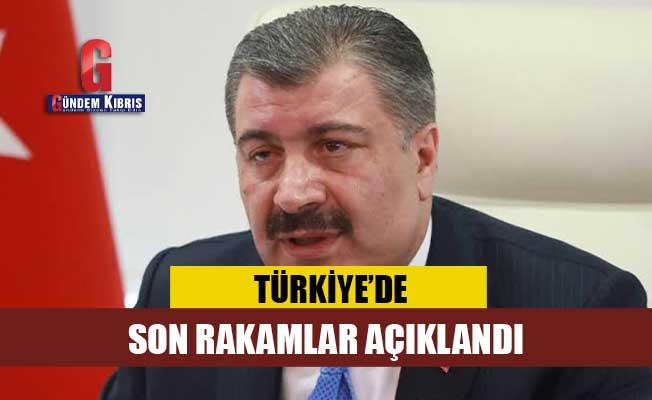 Türkiye'de can kaybı 4 bin 308'e yükseldi