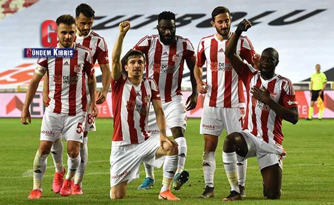 Demir Grup Sivasspor – Yukatel Denizlispor: 1-0