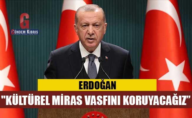 Erdoğan: Türkiye'nin yükselişi kimsenin önünde duramayacağı bir ivmeye ulaşmıştır