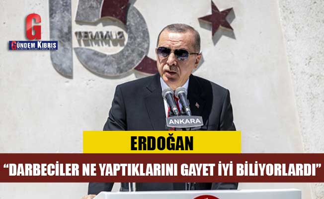 Erdoğan: Malazgirt'te ne olmuşsa 15 Temmuz'da o olmuştur