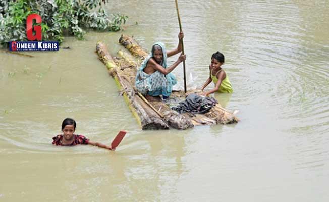 Hindistan'daki sel ve heyelanlarda ölü sayısı 111'e çıktı