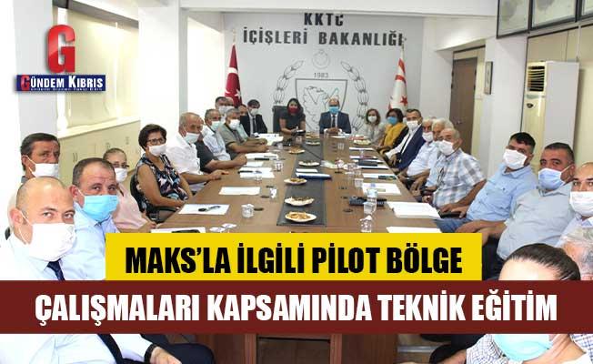 İçişleri Bakanlığı ile Değirmenlik Belediyesi arasında çalışmalar sürüyor