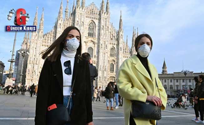 İtalya'da COVID-19'dan ölenlerin sayısı 34 bin 926'ya yükseldi