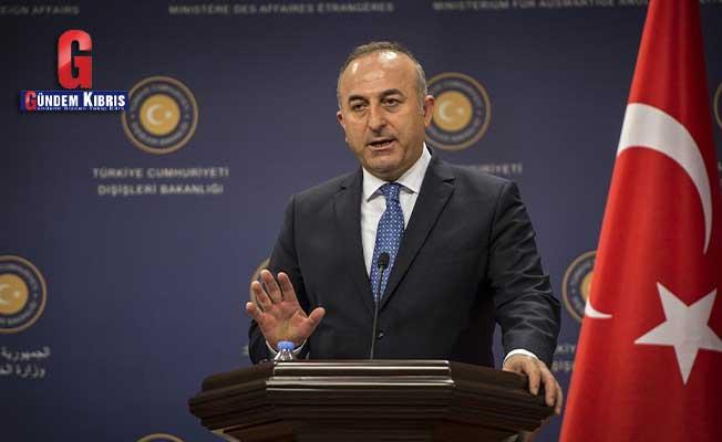 """""""Rum Kesiminin, Kıbrıs Türklerinin haklarını yok saymasından dolayı adımlar attık"""""""
