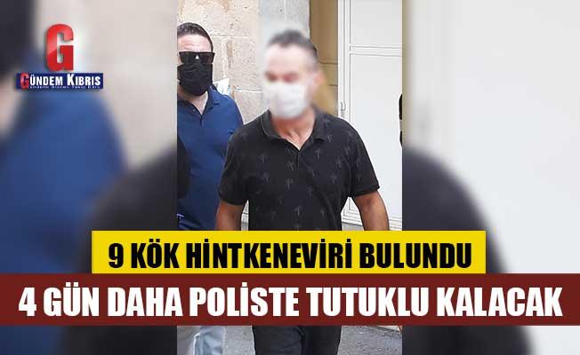 4 gün daha poliste tutuklu