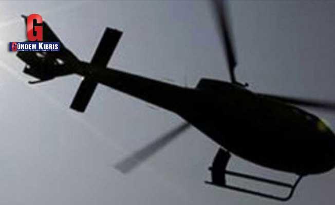 ABD'de helikopter kazası: 3 ölü