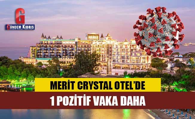 Merit Crystal'de 1 pozitif daha!