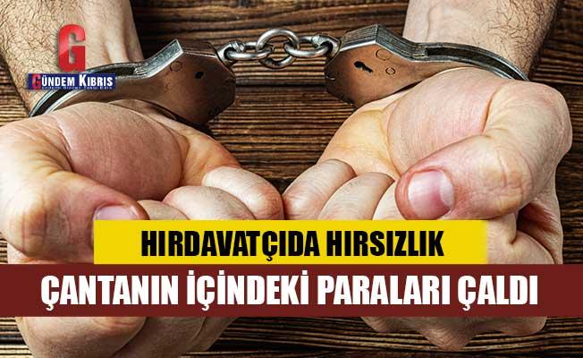 Yılmazköy'de hırsızlık; 1 kişi tutuklandı