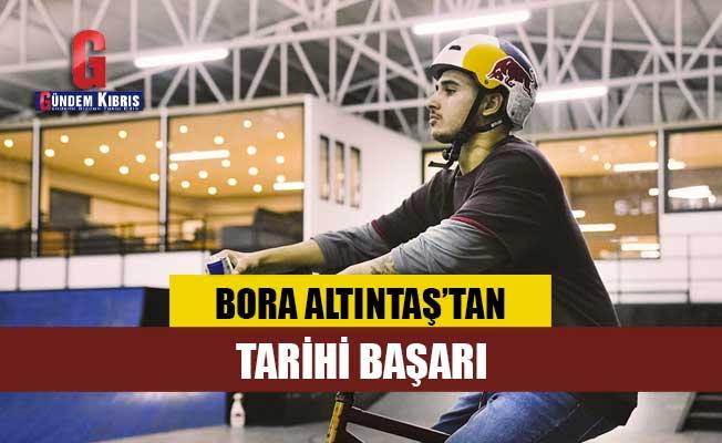 Bora Altıntaş 'Simple Session'da finale kalan ilk Türk BMX sporcusu olarak tarihe geçti